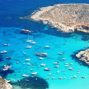 Blue Lagoon of Malta